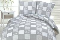 Komplet pościeli  140x200 bawełniana lux  wzór b5