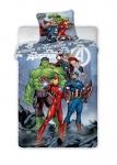 Pościel Avengers 160x200 bawełna