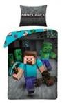 Pościel Minecraft 17 140x200 bawełna