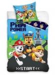 Pościel Psi patrol droga 160x200 bawełna