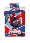 Pościel Spider Man 07 160x200 bawełna