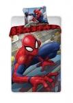Pościel Spider Man 39 160x200 bawełna