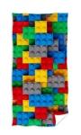 Ręcznik Klocki Lego 70x140 licencja