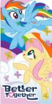 Ręcznik My Little Pony 70x140 licencja